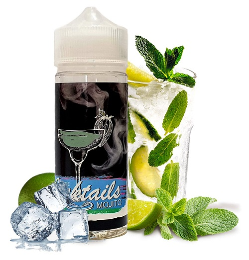 Vape Cocktails Mojito Divine Clouds 100 ml