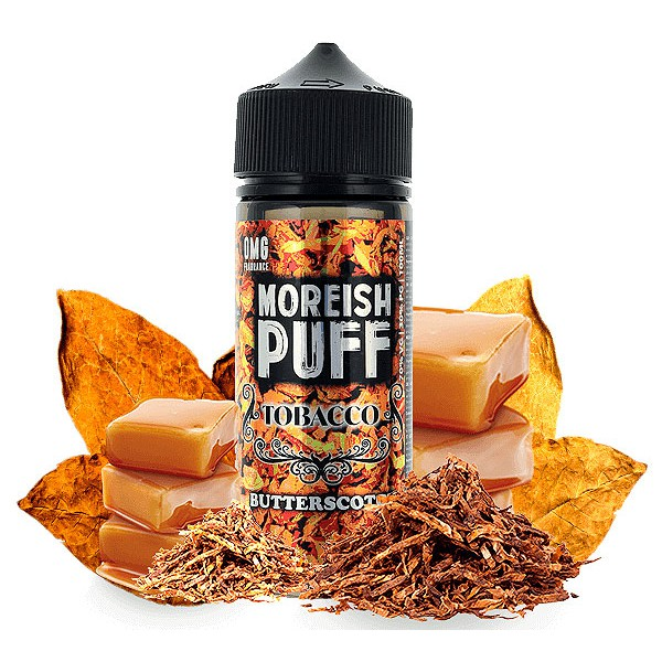 Butterscotch Tobacco - Moreish Puff 100 ml