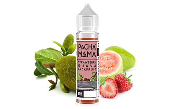 Pachamama - STRAWBERRY GUAVA JACKFRUIT  50ML